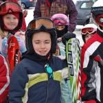 Fotogalerie 7. 1. 2012 Lyžařské  a snowboardové kurzy pro děti - Jánské lázně  DC Lištička